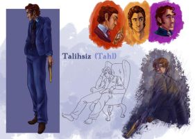 Tahl Commission by iesnoth