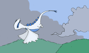 Draw me a Lugia by PikaPika27