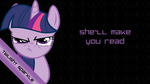 Angry Twilight Sparkle by pims1978