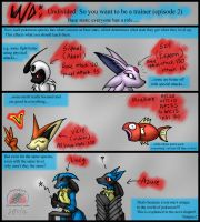 Undivided: So you want to be a trainer 2 by Snowfyre