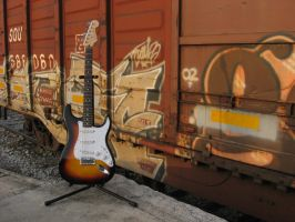Guitar 4 by ChaoticChild555