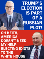 Olbermann Vs Putin by Party9999999
