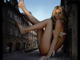 Marisa Miller in the Czech Republic by Accasbel
