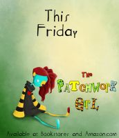 The Patchwork Girl This Friday by Hasaniwalker