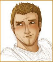 Daily Face - Alistair by Selkys