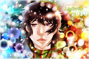 Basilio - Happy New Year by CIELO-PLUS