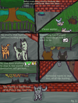 Swiftmist's Journey ~Comic Prologue by WinterWings99