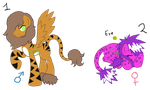 Liger Adoptables Offer to Adopt (Closed) by EnvyXtheXPalmXTree
