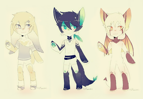 Adopt [1/3] OPEN PRICED REDUCED by Txkumi