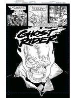 Ghost Rider Orgin story by 7and2