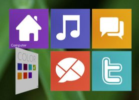 Windows8 Metro ShortCut by xwidgetsoft