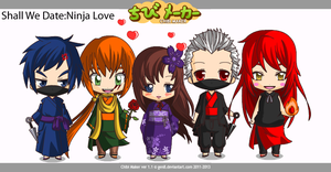 Shall We Date Chibi Love by XXTenshi