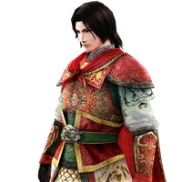 Musou Characters- Zhao Huo close up render by RyanReos