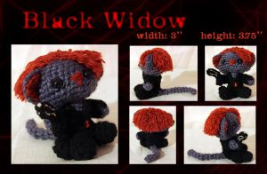 ...blackwidow... by ruiaya