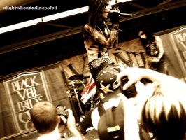 Andy Biersack 03 by PATDRydenforever21