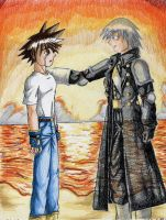 Farewell Sora... by LordCavendish