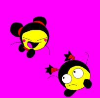 "Pucca Chase ""Emri and Ken"" by capcappucca222"