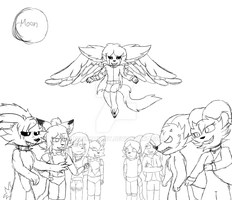 [Wip] Fight REDRAW by Maxima68