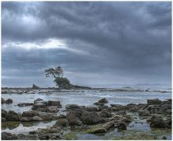 Strait of Juan da Fuca by od1e