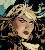 Rogue Detail by TerryDodson