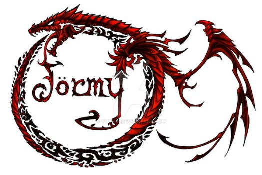 Jormy Logo Commission by yuumei