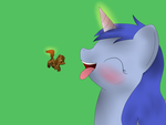 Nightengale found a cookie by AeonOfDreams