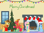 My Little Christmas - 2011 by DrumblastingQuilava