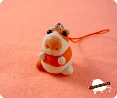 FIMO - Hamster by buzhandmade