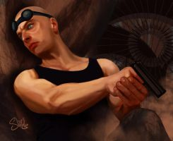 Riddick by shilohs