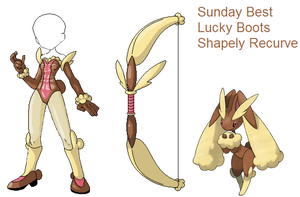 PSC Special- Lopunny by Lybra1022