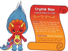 Vector - Crystal Bloo Zelf by firstfear