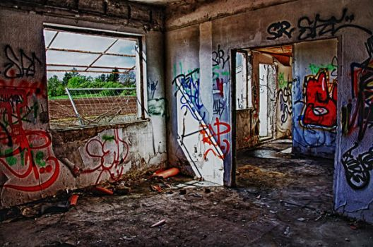 lost place by irish1983
