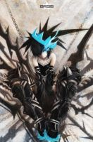 Black Rock Shooter Beast by Ku-On