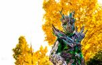Trees in Autumn by Mines-of-Moria