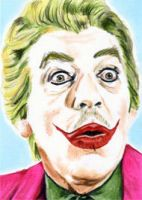 Joker - Cesar Romero by veripwolf