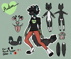 Scenedog Auction Adopt CLOSE by KryptoniteRogue