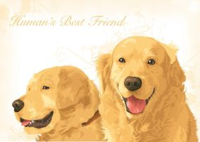 Human's best friend by tsugami