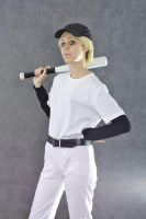 OFF Cosplay: The Batter by NameLessChemist