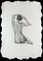 Goldpoint Figure Study by jmstudios