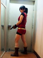 Me as Claire Redfield 01 by Cocoz42