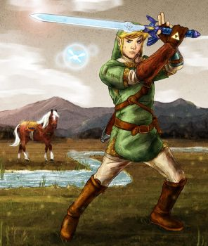 Link by LukeDenby