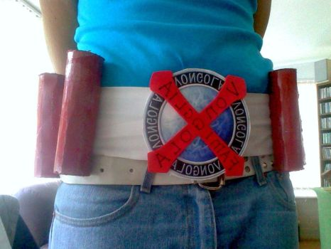 gokudera vongola gear belt by lotrwofr