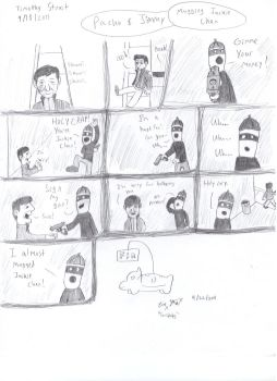 P and J: Mugging Jackie Chan by coolman229