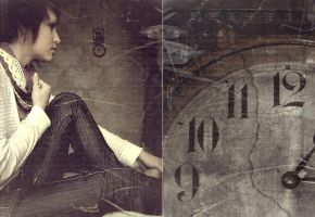 Time is an illusion by Ly-Lee