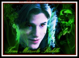 Tom Marvolo Riddle by Fallen-angel941