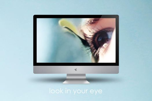 Look in your eye by Zim2687