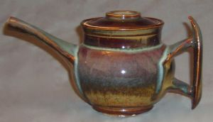 flattened tea pot by cl2007