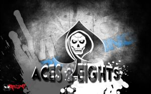 Aces and Eights 1920x1200 by RedScar07