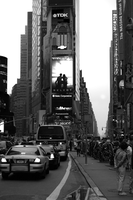New York, Times Square II. by WingsOfTheWorld