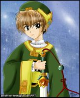 CCS Syaoran by amethyst-rose
